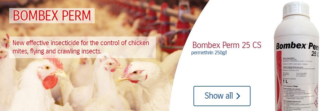 Bombex Perm 25 CS
