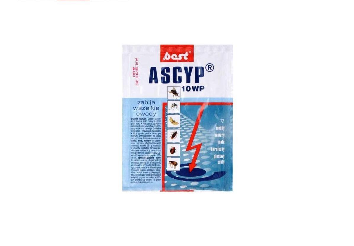 ASCYP 10WP 25g