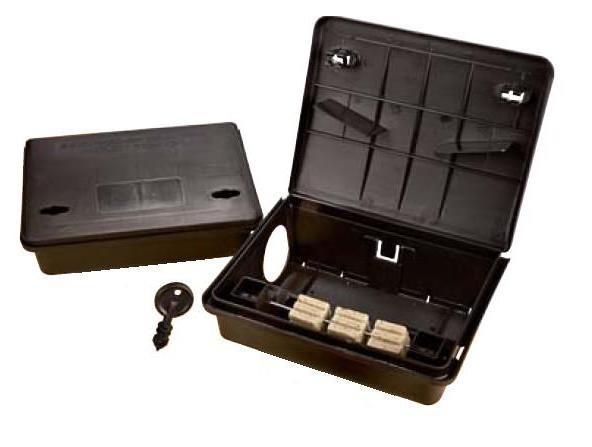 Compact Rat Bait Box