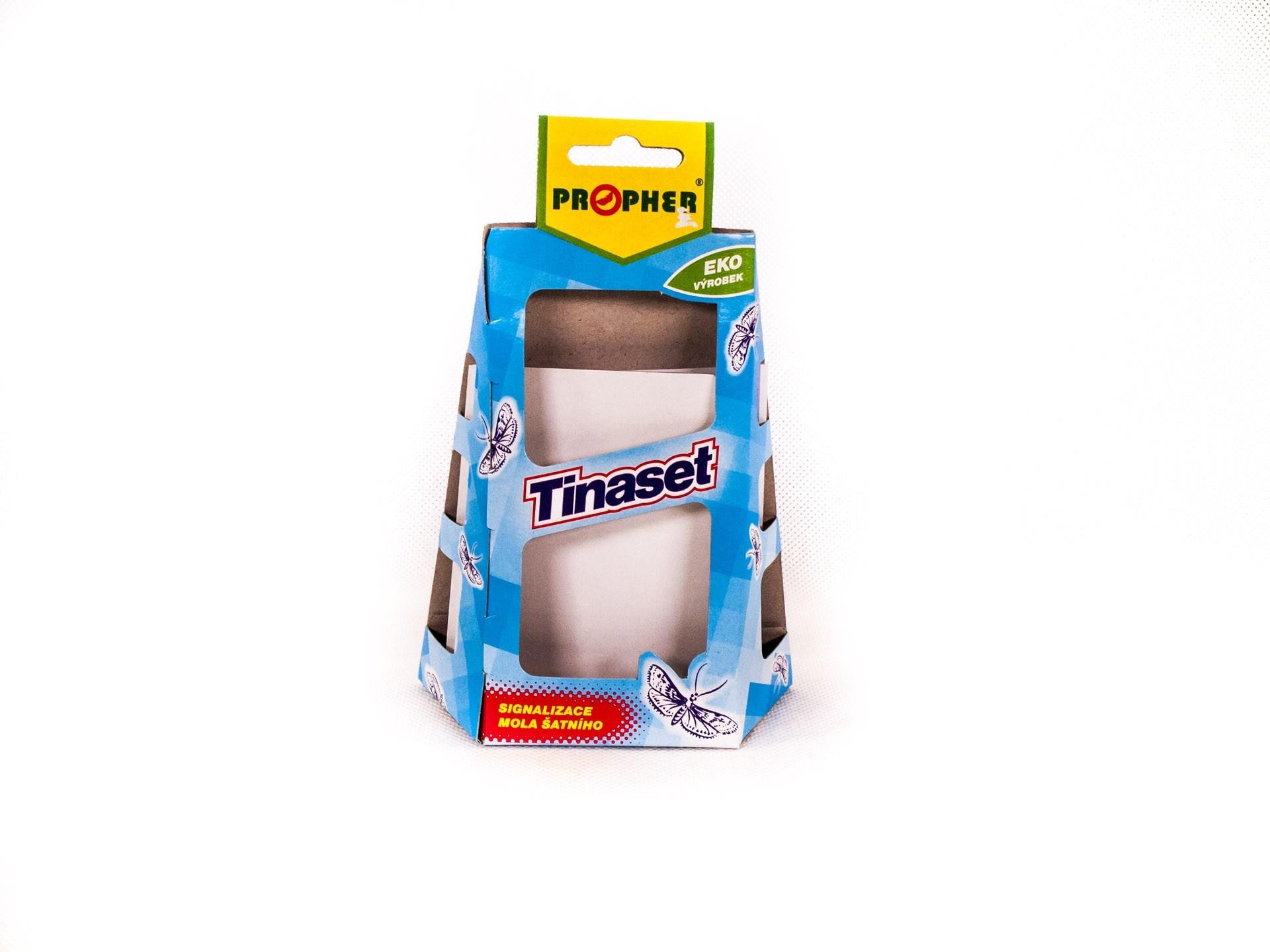 Tinaset trap for clothes moths