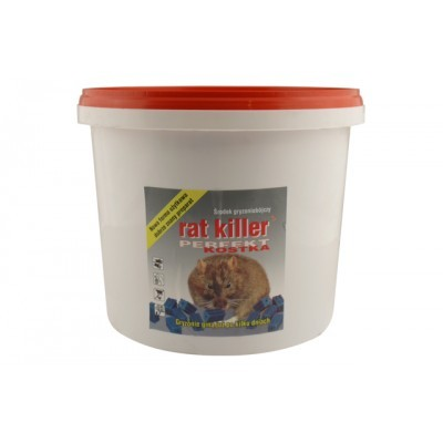 RAT KILLER PERFEKT WAX CUBES 5KG