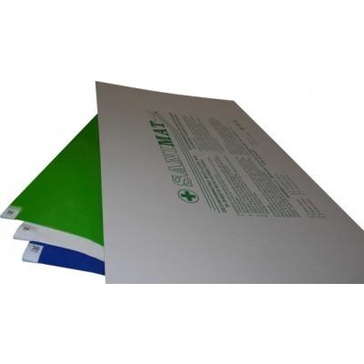 Decontamination mats 115x45 cm 5x30pcs