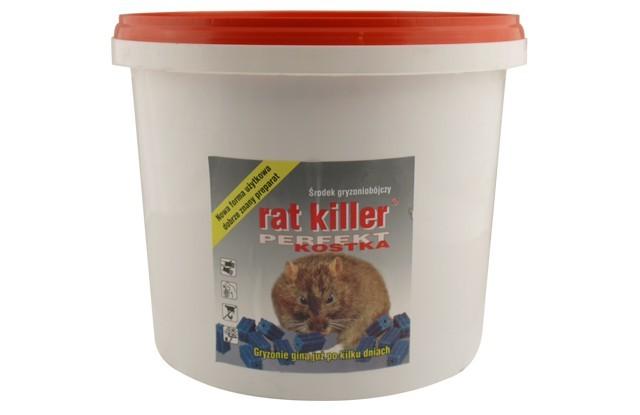 RAT KILLER PERFEKT WAX CUBES 5KG
